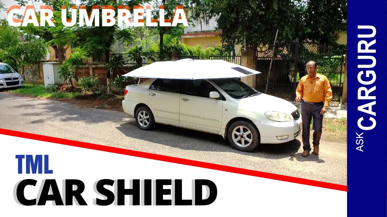Car Shield Prices >> Car Umbrella Car Tent Useful Accessory Carguru Review Features