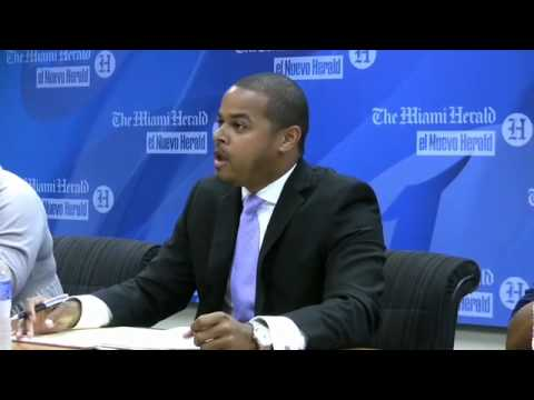 Interview with Miami-Dade Commission #1 candidates