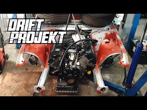 DRIFT PROJEKT - BMW e46  budowa driftowozu / #1 wstęp