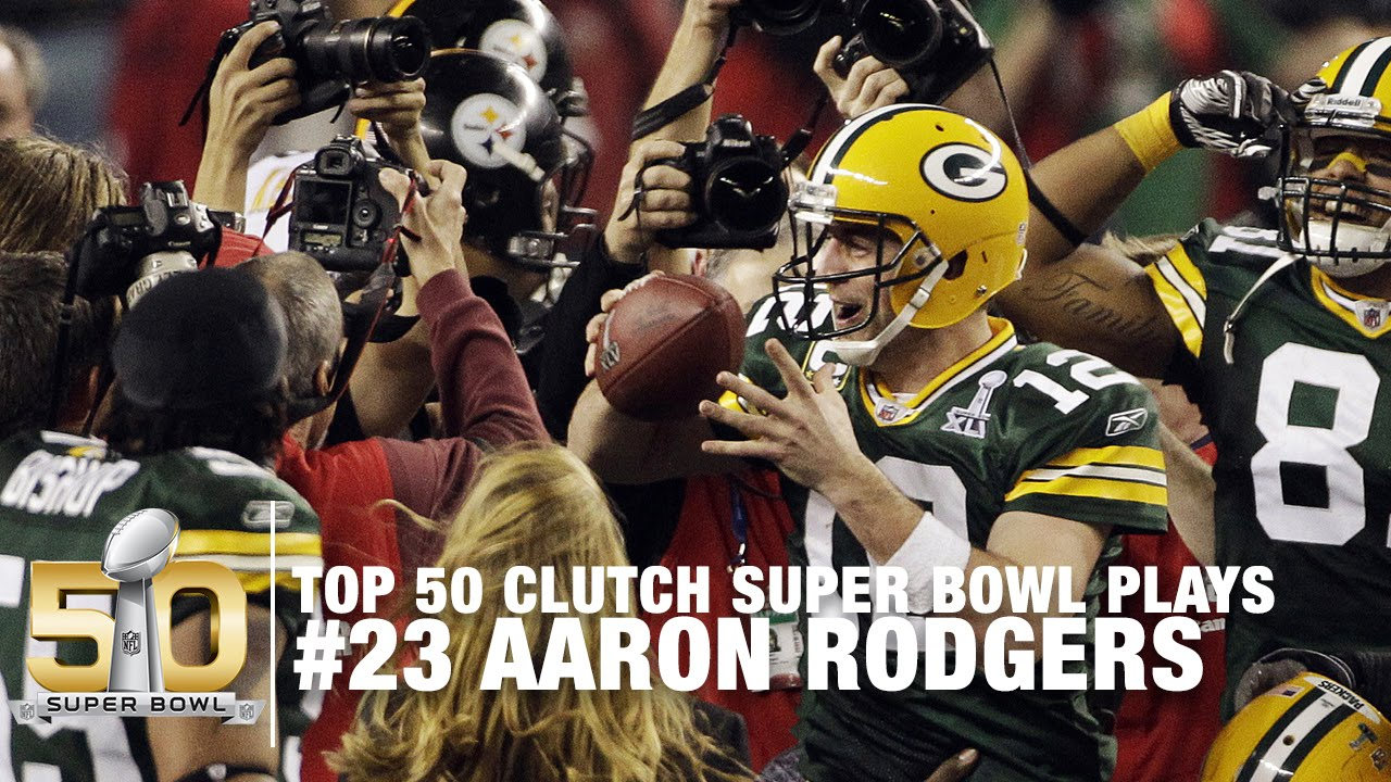 Clutch plays put Packers one win from Super Bowl