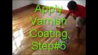 Parquet Floor Restoration Polishing Specialist