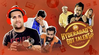 Hyderabad's Gots Talent || Kiraak Hyderabadiz || Shehbaaz Khan, Imran Khan Immi || Silly Monks
