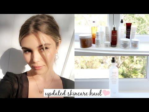 Fresh Beauty Skincare Haul ♡ l Olivia Jade thumbnail