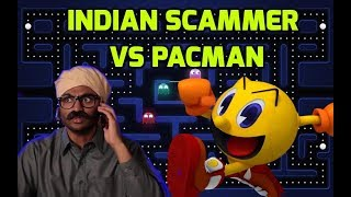 Indian scammer ruins my pacman thumbnail