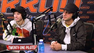 Twenty One Pilots On Playing KROQ's Almost Acoustic Christmas, MCR Reunion