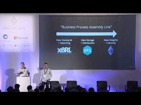 DEVCON1: Balanc3 - Triple Entry Accounting