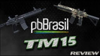 Paintball Brasil Review - TM15