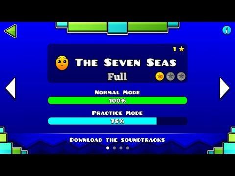 Geometry Dash Meltdown The Seven Seas Full Version