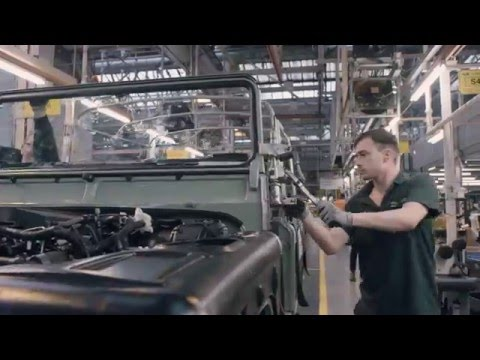 Defender Journeys: Land Rover Celebra Su Icónico Todoterreno