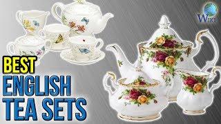 8 Best English Tea Sets 2017