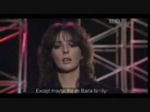 Moya Brennan Interview  (In Gaelic with English subs)