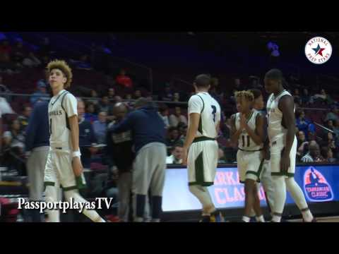 Download LaMelo Ball in COMEBACK of his CAREER!!! Chino Hills vs Roosevelt