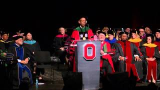 Ohio State President Drake's 2020 Vision: Education for citizenship