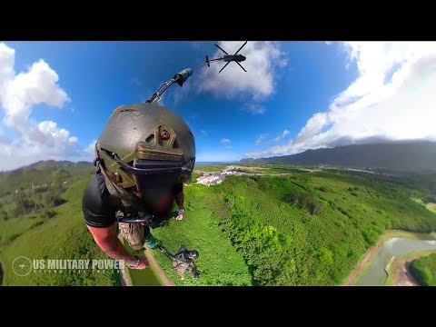 Awesome Footage: U.S. Army Conduct Waterborne Operations From UH-60 And CH-47 Chinook