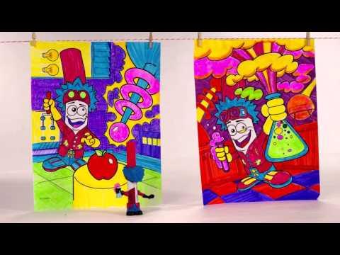 Crayola 174 Doodle Magic Mini Mat Doovi