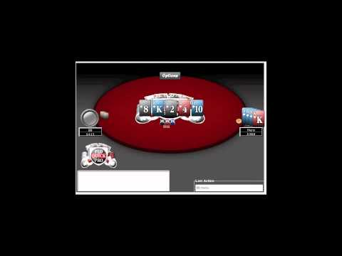 Pot limit omaha poker strategy