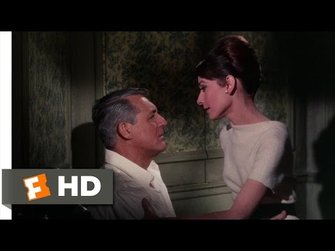 Charade (7/10) Movie CLIP - Lying Black Foot (1963) HD