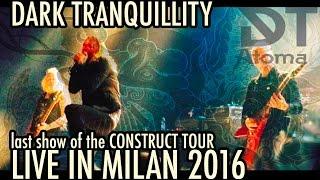 Dark Tranquillity live at Metalitalia Festival 2016 FULL LIVE REPORT | Trezzo sull'Adda Milan, Italy