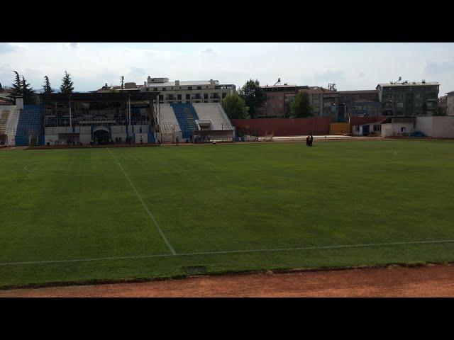 1.Yarı   Erbaa Gençlik Spor 1-0 Merzifonspor