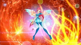 Winx Club: 6x06 Bloom Earns her Bloomix Powers!