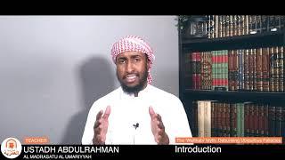 Part 1/12    The Wahhabi Myth: Debunking ubiquitous Fallacies    Ustadh Abdulrahman Hassan