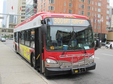 Calgary Transit 2014 New Flyer Xd40 8333 Youtube