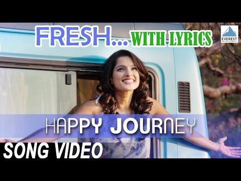 Fresh with Lyrics - Happy Journey | Marathi Full Songs | Atul Kulkarni, Priya Bapat, Shalmali