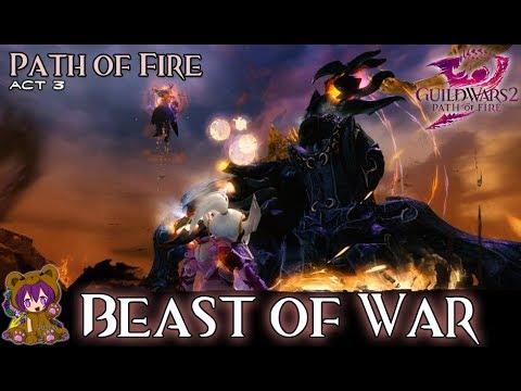 ★ Guild Wars 2 ★ - Act 303: Beast of War - 동영상