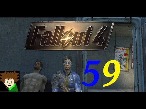 Let's Play Fallout 4(Überleben)[Deutsch,Blind]Ep.59 - Super Duper Mart