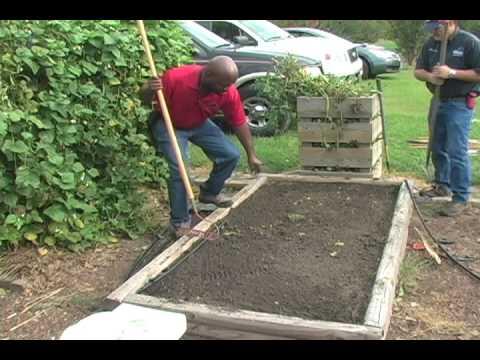 Soil Solarization Demonstration