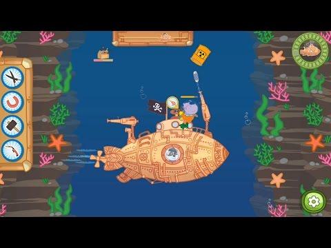 Pirate treasures Submarine