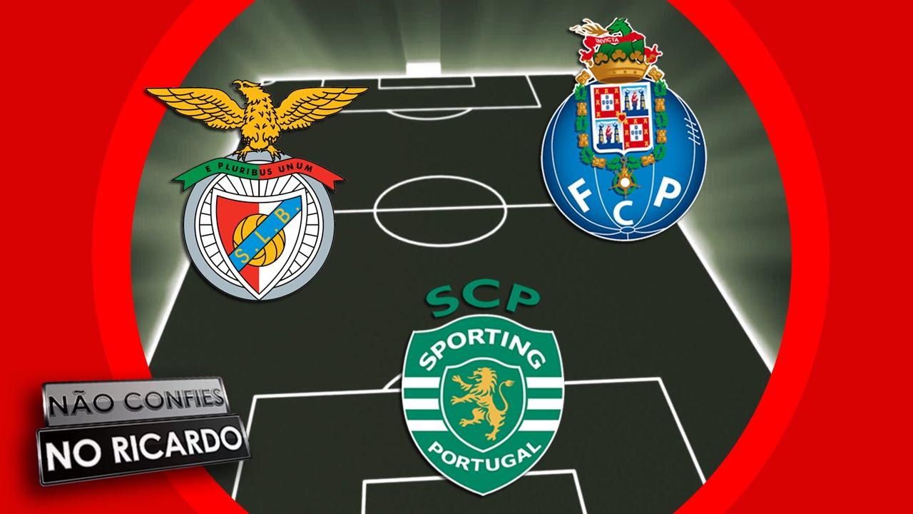 Novos Jogadores Benfica Porto Sporting Youtube