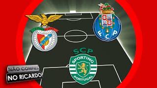 Novos Jogadores (Benfica : Porto : Sporting)