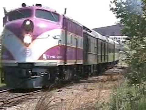 """Atlantic Coast Line E3 #501 @ Spencer """"Rail Days"""" 2005"""