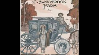 "Billy Murray - Rebecca of Sunnybrook Farm 1914 American Quartet ""Maine"" W/ Lyrics"