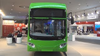 Volvo B5L MCV Euro 6 Bus (2019) Exterior and Interior