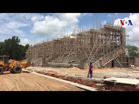 Les chantiers de la Can 2019 avancent à Garoua (vidéo)