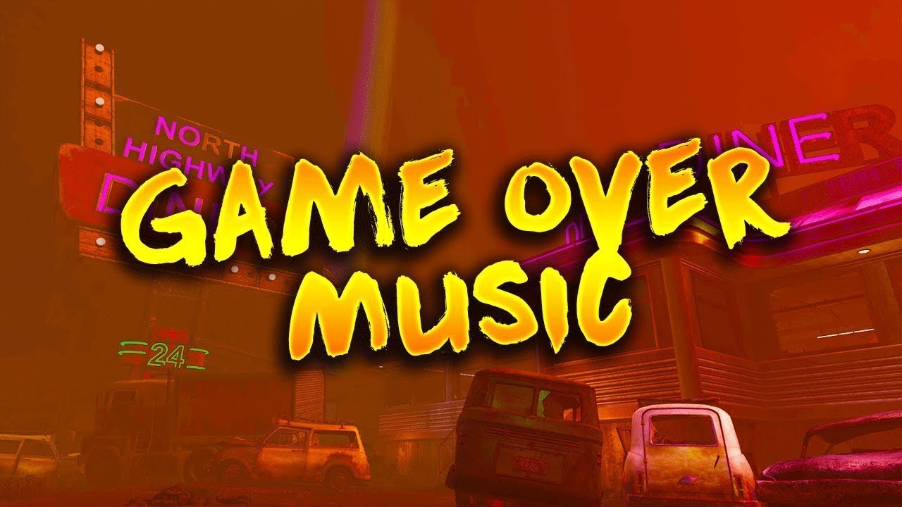 Top 10 Game Over Music in Call of Duty  Zombies...