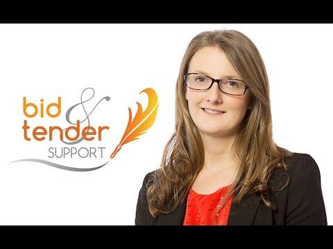 Bid & Tender Support