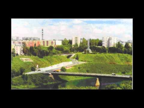 Ржев город. Тверская область.