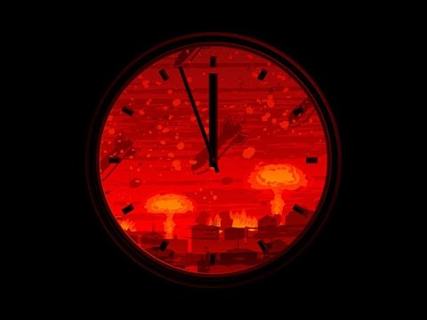 3 minutes till midnight