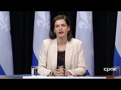 Mise à jour du Québec sur la COVID-19 – 4 avril 2020