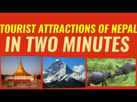 Best places to visit in Nepal (Major attractions in brief)