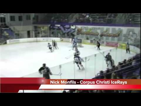 NAHL Plays of the Week - January 6-12, 2014