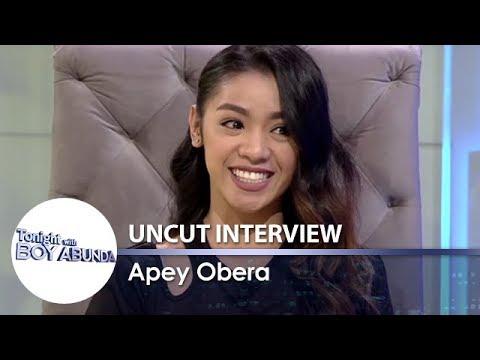 TWBA Uncut Interview: Apey Obera