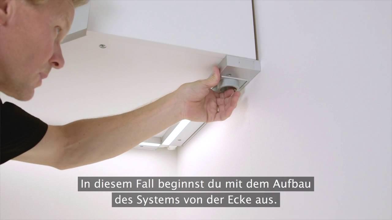 Ikea Flexible Funktionsbeleuchtung Fur Deine Kuche Youtube