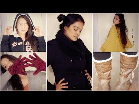 Winter Fashion Essentials | Indian Fashion Blogger