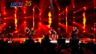 4 April 2014 LIVE - AGNEZ MO - SHUT 'EM UP - Indonesian Idol 2014