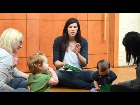 Spring Garden Music | Baby Plays with Instruments