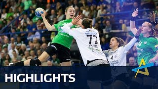 Highlights | FTC Rail Cargo Hungaria vs CSM Bucuresti | Women EHF Champions League 2018/19